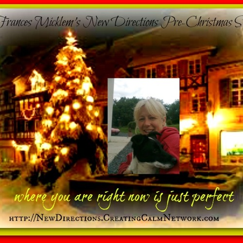 Frances Micklem's New Directions Pre Christmas Program