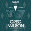 GREG WILSON @ THE MOVE - STOKE - ON - TRENT - 13.12.14