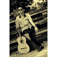 Bukan salah jodoh Cover by Me with GuitarVN at Kamar