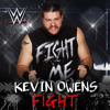 WWE NXT Fight  Kevin Owens 1st  NEW Theme Song
