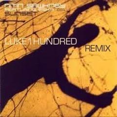 Nitin Sawhney - Sunset Feat. Eska(Luke①Hundred Remix)