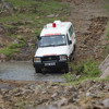 A ride in a rural ambulance: maternal and child healthcare in Kenya