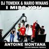 Dj Tomekk & Mario Winans - I Miss You (Antoine Montana Heartbreak Remix)