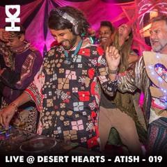 Live @ Desert Hearts - Atish - 019