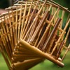 Instrument Angklung Perahu Layar - Pengamen Malioboro