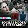 Sooraj Dooba Hai - Arijit Singh - Roy Movie- Ranbir Kapoor - 2015