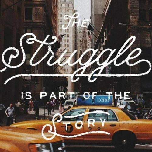 Dear Struggle