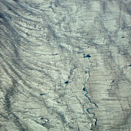Moving Ice May Mean More Melting for Greenland