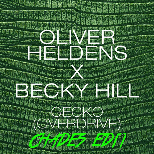 Oliver Heldens X Becky Hill - Gecko(Overdrive) - Chades Intro Edit