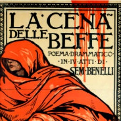 """Umberto Giordano: """"La Cena Delle Beffe"""" (Zurigo, 1996)"""
