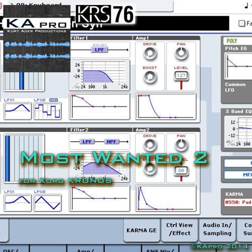 KRS-76 Most Wanted 2