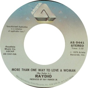 More Than One Way To Love A Woman (G.D. Edit) by Raydio