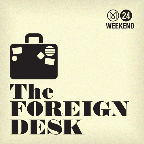 The Foreign Desk - Father Kinvi's story