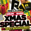DJ RUTZ RELOADED DNB XMAS WARM UP SHOW (ROUGH TEMPO RADIO)