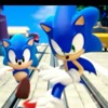 City escape - classic( song by Sonic Generations )