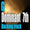 G7 Backing Track for musicians - Piano, Drums, Bass Master