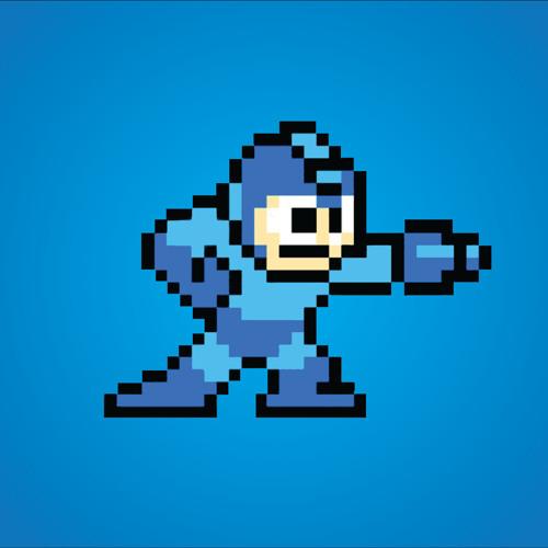 Scrawny Megaman(WIP)