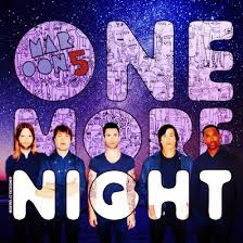 Maroon 5 one more night free download 320kbps.
