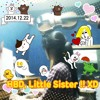 HBD Inez !! Little Sister !!! ^___^ XD