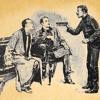 Brainjam - FOURTEEN - Sherlock Holmes and The Faberge Dildo