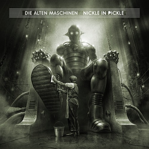 Die alten Maschinen - Nickle In Pickle REMIXES