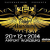 Jan Fleck live @ Airport Würzburg 20.12.2014 (Techno Liveact)