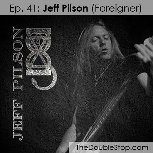 Ep. 41: Jeff Pilson (Dokken, Foreigner, Dio, War & Peace, T&N, Underground Moon)