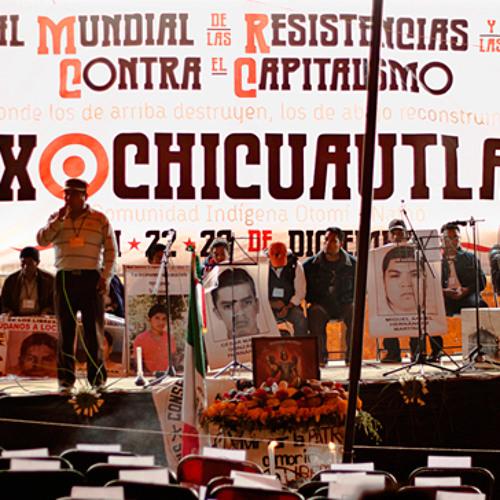 Inauguración del Festival Mundial de las Resistencias y las Rebeldías