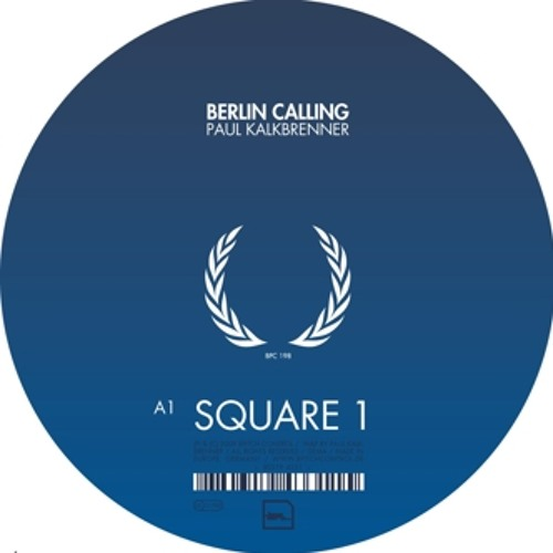 Paul Kalkbrenner - Square 1 (Original Mix)