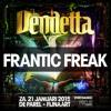 Vendetta 2015 - Frantic Freak Warm up mix