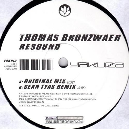 Thomas Bronzwaer - Resound (Tyas remix)