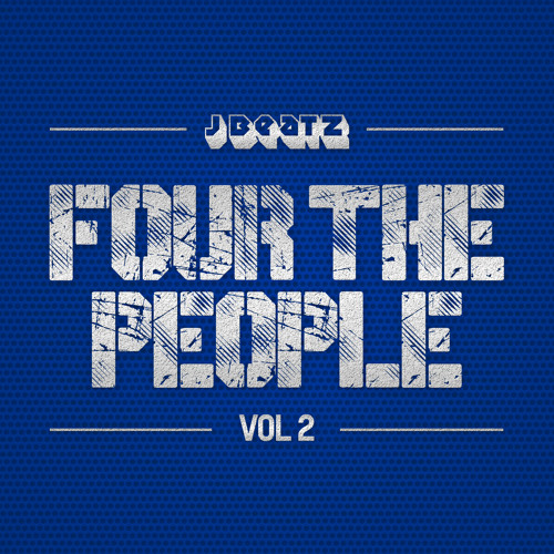 J Beatz - Four The People Vol. 2 (Free EP)