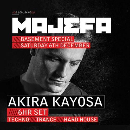 Akira Kayosa - Majefa [AK6] - 6th December 2014