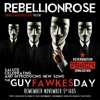 Rebellion Rose - Guy Fawkes Day
