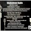 Shakedown Radio - October 2013 - Hip-Hop, RnB and Dance By Chris Caggs