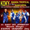 Koky Y Su Banda Tropikal - El Baile Del Serrucho - Hits Verano 2015.Mp3