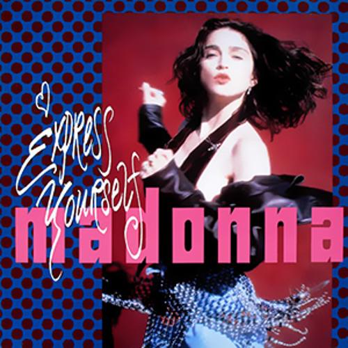 Madonna-Express Yourself (Remix)