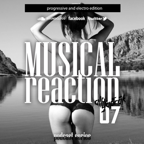 ALP YAPRAK - Musical Reaction Podcast Series #07