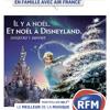 Disneyland  Paris / Air France / avec RFM Montpellier