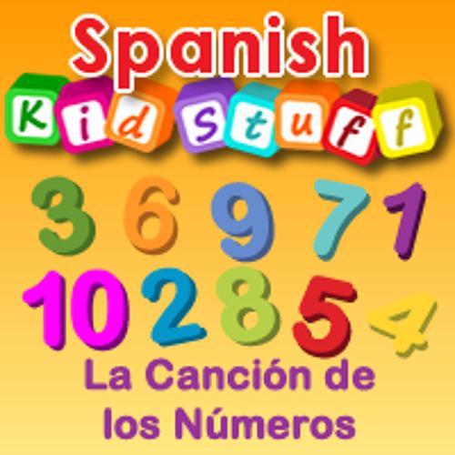 La Canción De Los Números 1 10 The Numbers Song 1 10 By Spanish Kidstuff