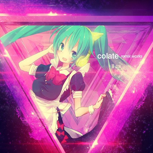 colate remix works Crossfade *FREE DL*