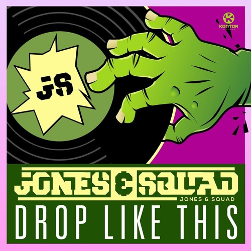 Jones & Squad - Drop Like This (Preview)