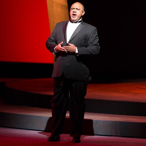 "GORDON HAWKINS Sings Iago's Credo from ""Otello"""