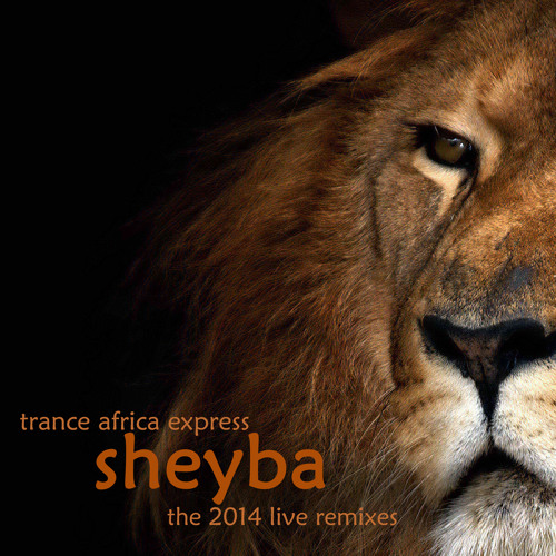 Sheyba - Trance Africa Express (Live Mix)