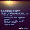 """1 Call In """"Small Talk"""" (Ringtone By Sounds Real)"""