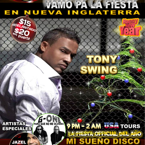 MILLENNIUM PROMOTIONS & MI SUEÑO DISCO PRESENTA TONY SWING