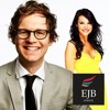 Katie Banks on Hot Gossip with Mark Dolan and Lizzie Cundy - 18/12/14 - Sponsored by EJB Events