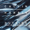 Calvin Harris - Outside (Instrumental)
