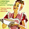 Alex's Christmas playlist for baking!