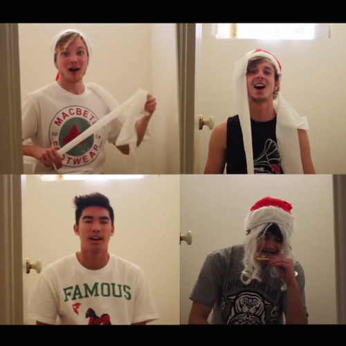 Blink 182 I Won T Be Home For Christmas.I Won T Be Home For Christmas Blink 182 Cover By Only In